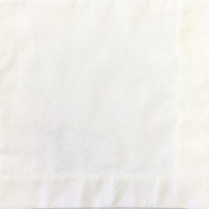 Guardanapo Tricoline Branco 45 X 45