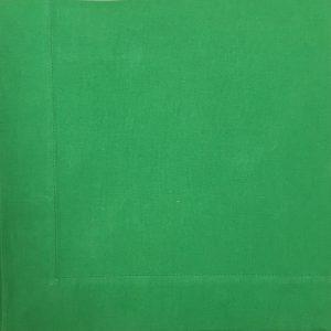 Guardanapo Tricoline Verde Bandeira 45 X 45
