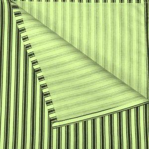 Guardanapo Tricoline Listra Verde