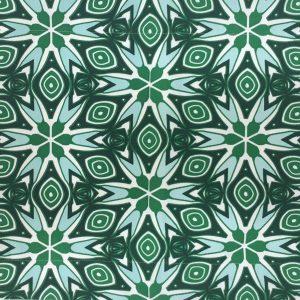 Jogo Americano Normandie Vitral Verde