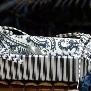 Pannier Cashmere Azul Pequeno