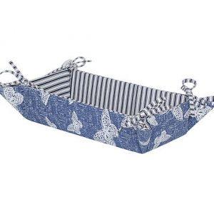 Pannier Borboleta Azul Grande
