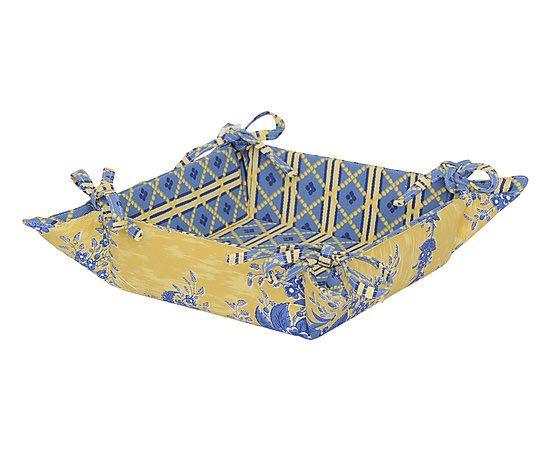 Pannier Bouquet Amarelo Médio
