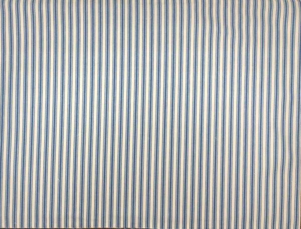 Passadeira Toile Azul Simples 1,80 m