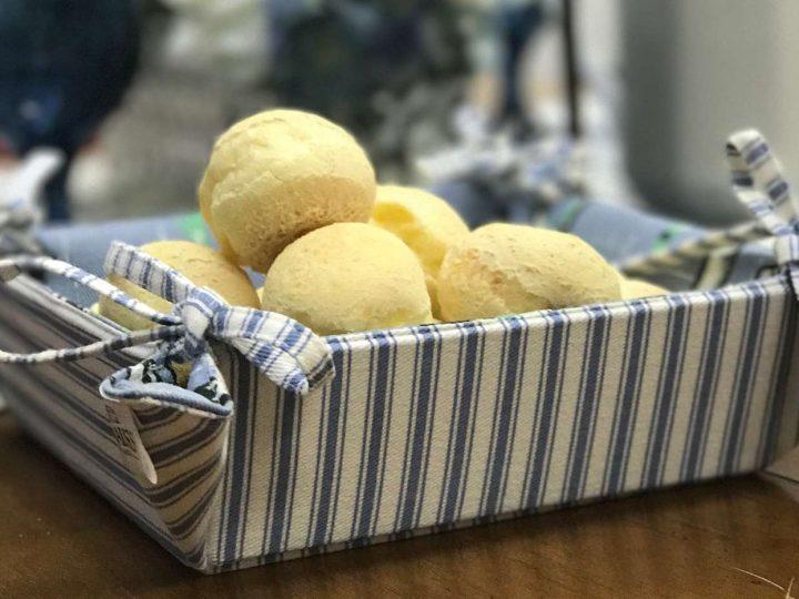 Sabia que hoje é o Dia do Pão de Queijo?