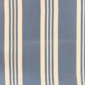 Jogo Americano Normandie Listra Larga Azul
