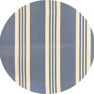 Capa Para Sousplat Listra Larga Azul (cópia)