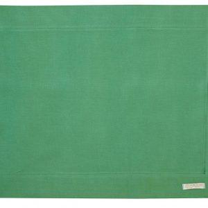 Jogo Americano Normandie Linho Verde Folha