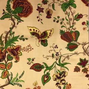 Pannier Redondo Butterfly Amarelo