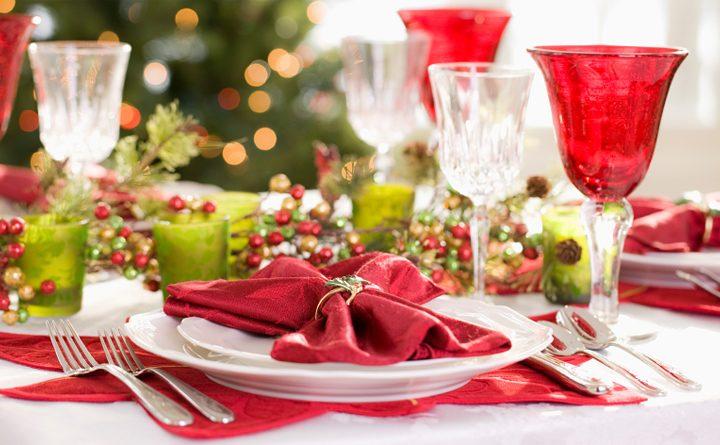 Criatividade é o segredo para tornar a noite de Natal mais especial.