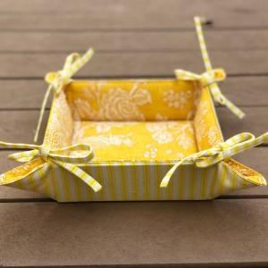 Kit Pannier Camponesa Amarelo